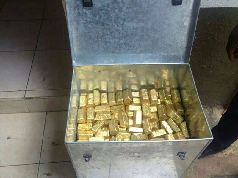 Gold Samples