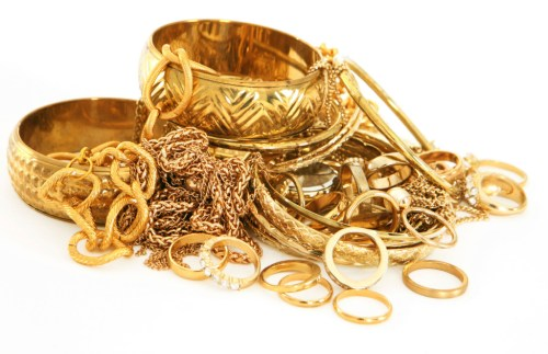 sell gold jewelry