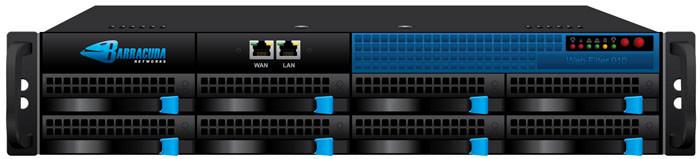 Barracuda Web Security Gateway 610 1 Year Eu