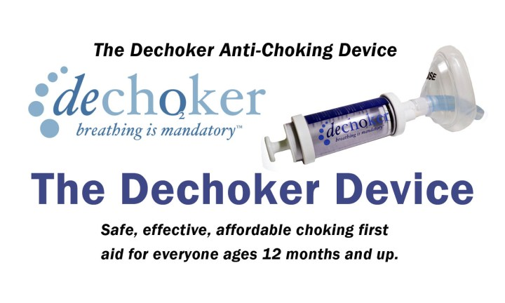 Choking Safety Device