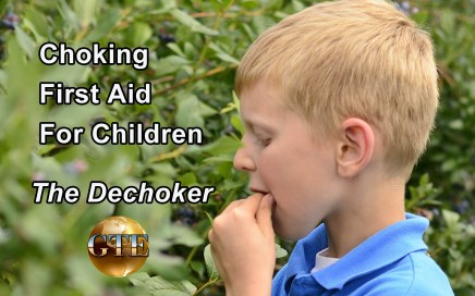 Choking First Aid For Children