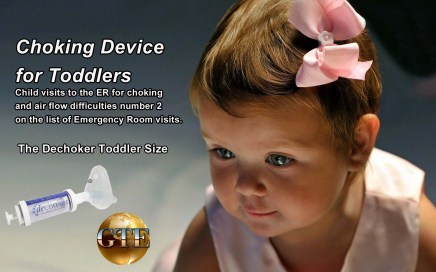 Choking Device for Toddlers