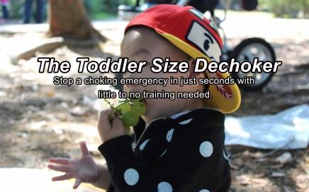 The Toddler Size Dechoker
