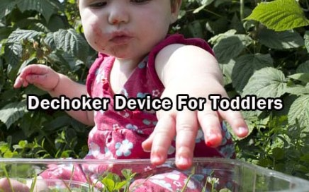 Dechoker Device For Toddlers