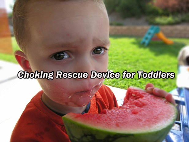 Suction Device for Child Choking Emergencies - Toddler Choking Rescue Device