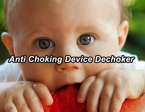 Anti Choking Device - Toddlers