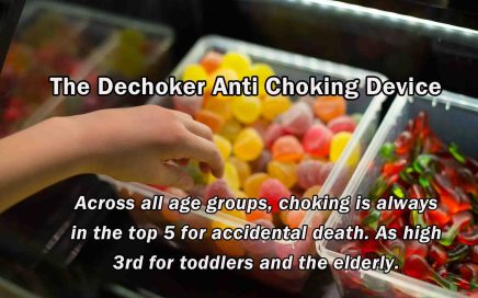 The Dechoker Anti Choking Device