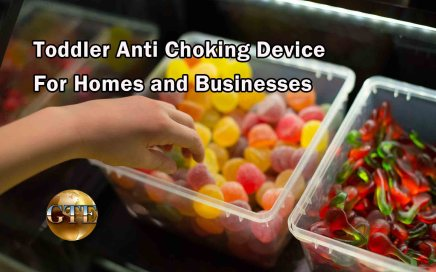Toddler Anti Choking Device For Homes and Businesses
