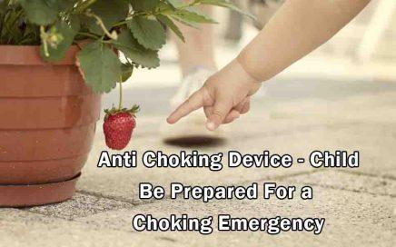 Anti Choking Device - Child size