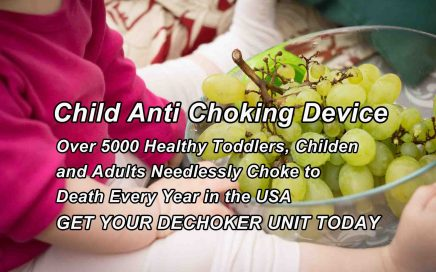 Child Anti Choking Device