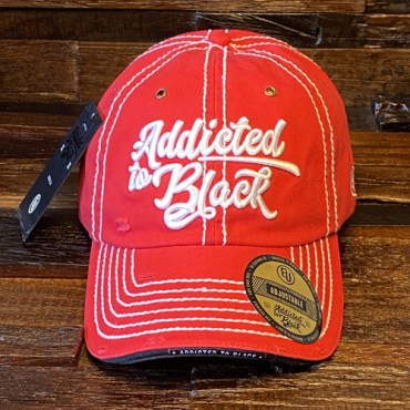 Addicted to Black Hat Red