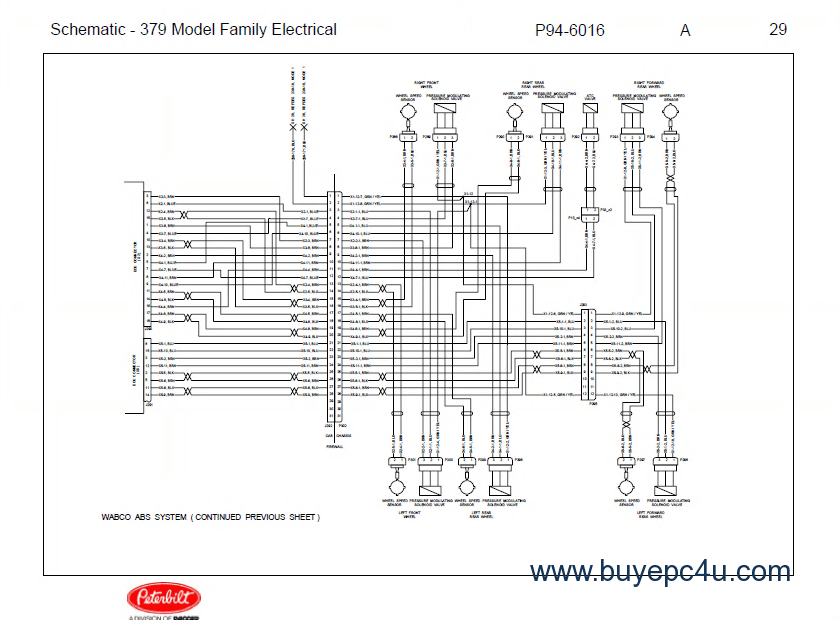 peterbilt 340 wiring diagram sterling acterra wiring