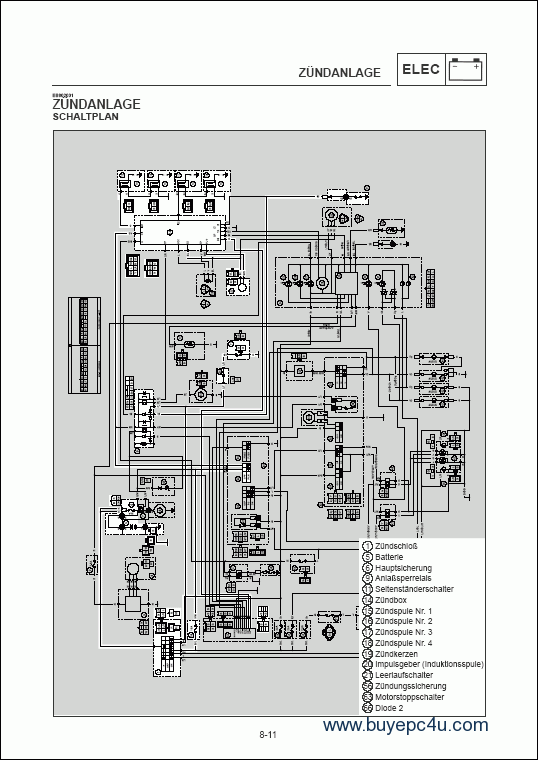 Zx r wiring diagram images