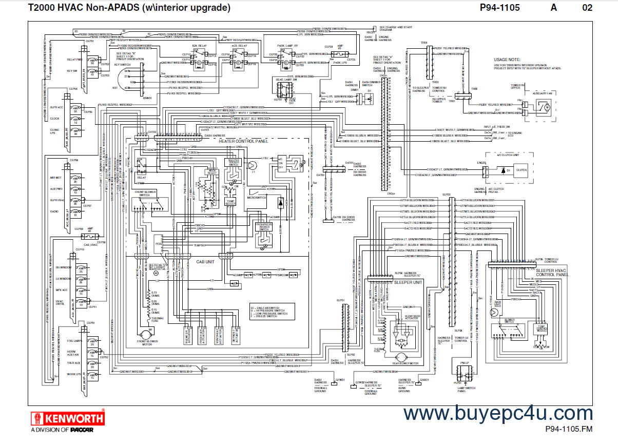 Ford Truck Wiring Diagrams Manual