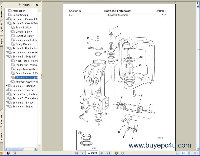 Jcb Spare Parts Manual | Reviewmotors.co on