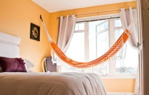 Ideas to hang hammock supports 5