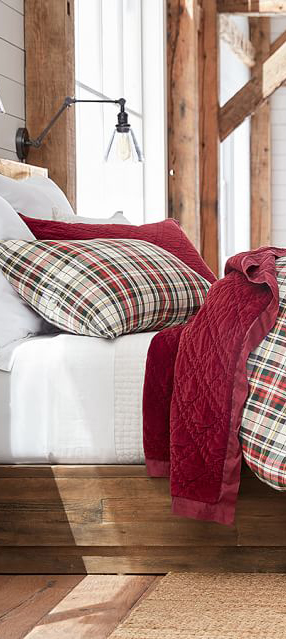 Denver Plaid Fall Bedding