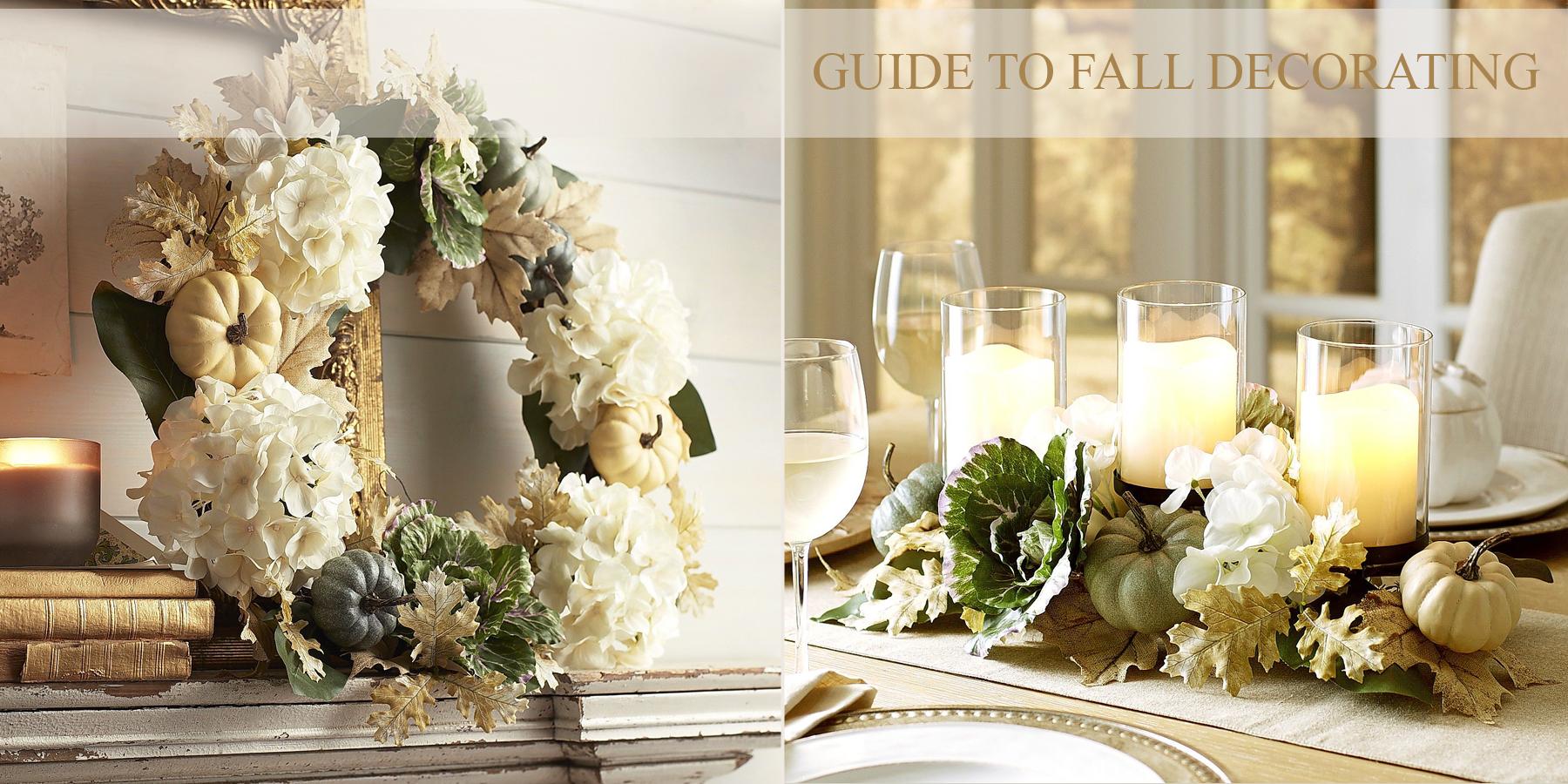 Fall home decor ideas autumn