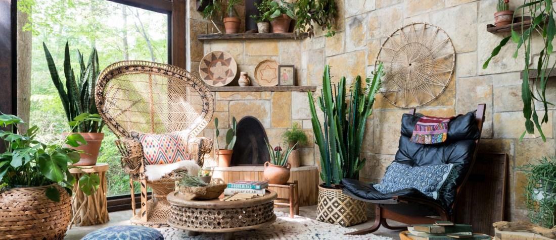 Interior Design Styles: Bohemian
