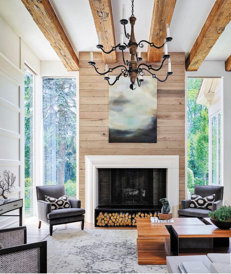 Modern Rustic Interior Design: Modern Rustic Design Ideas & Pictures