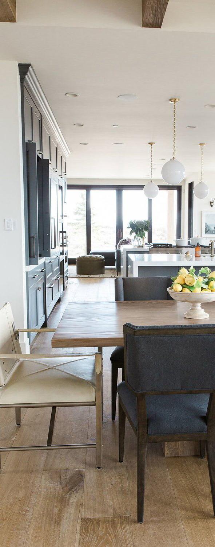 Modern Mountain Home Interior Photos Of Living Room