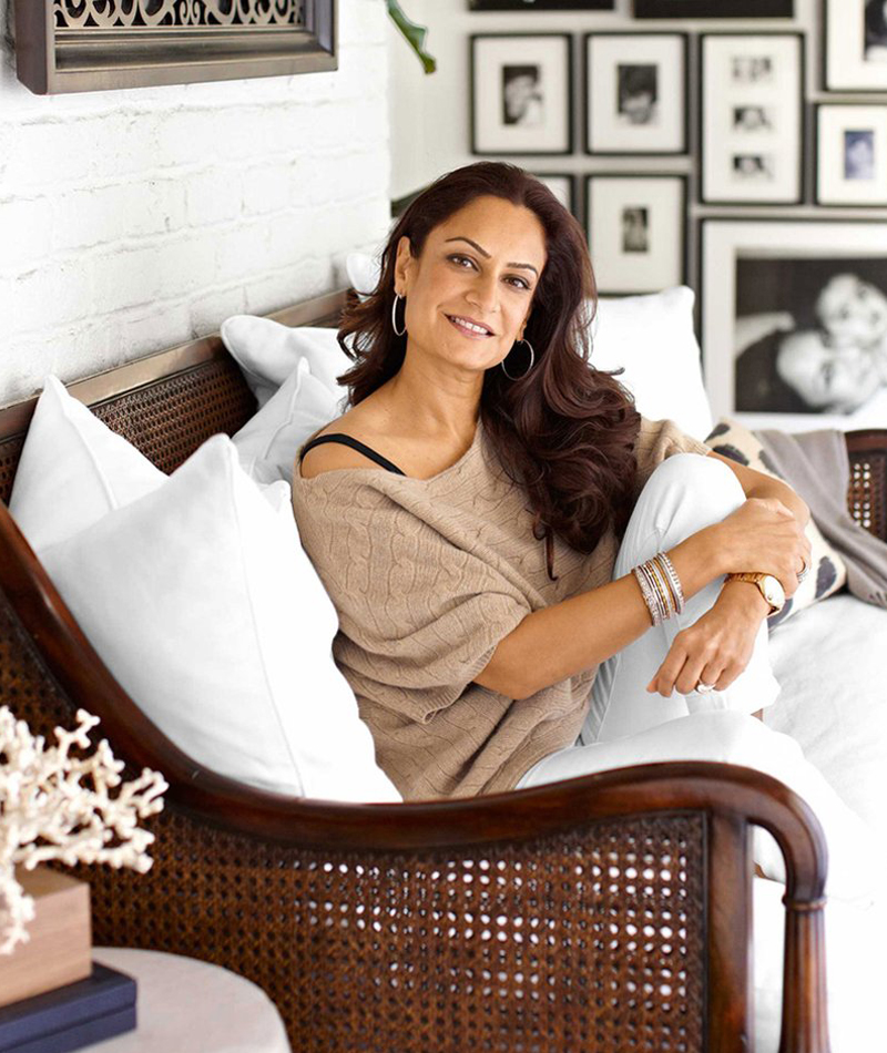 Globally Inspired Design Monica Bhargava Home Tour