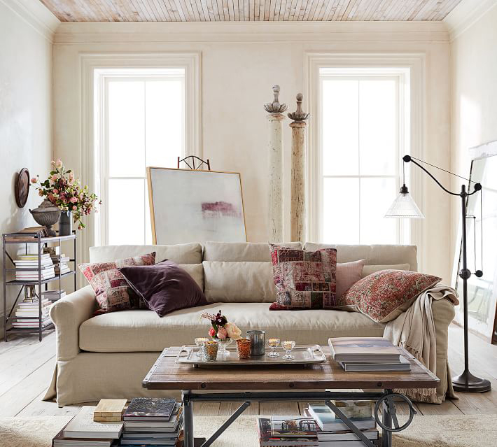 Vintage Decorating Ideas | Pottery Barn Fall Collection | Vintage Decor