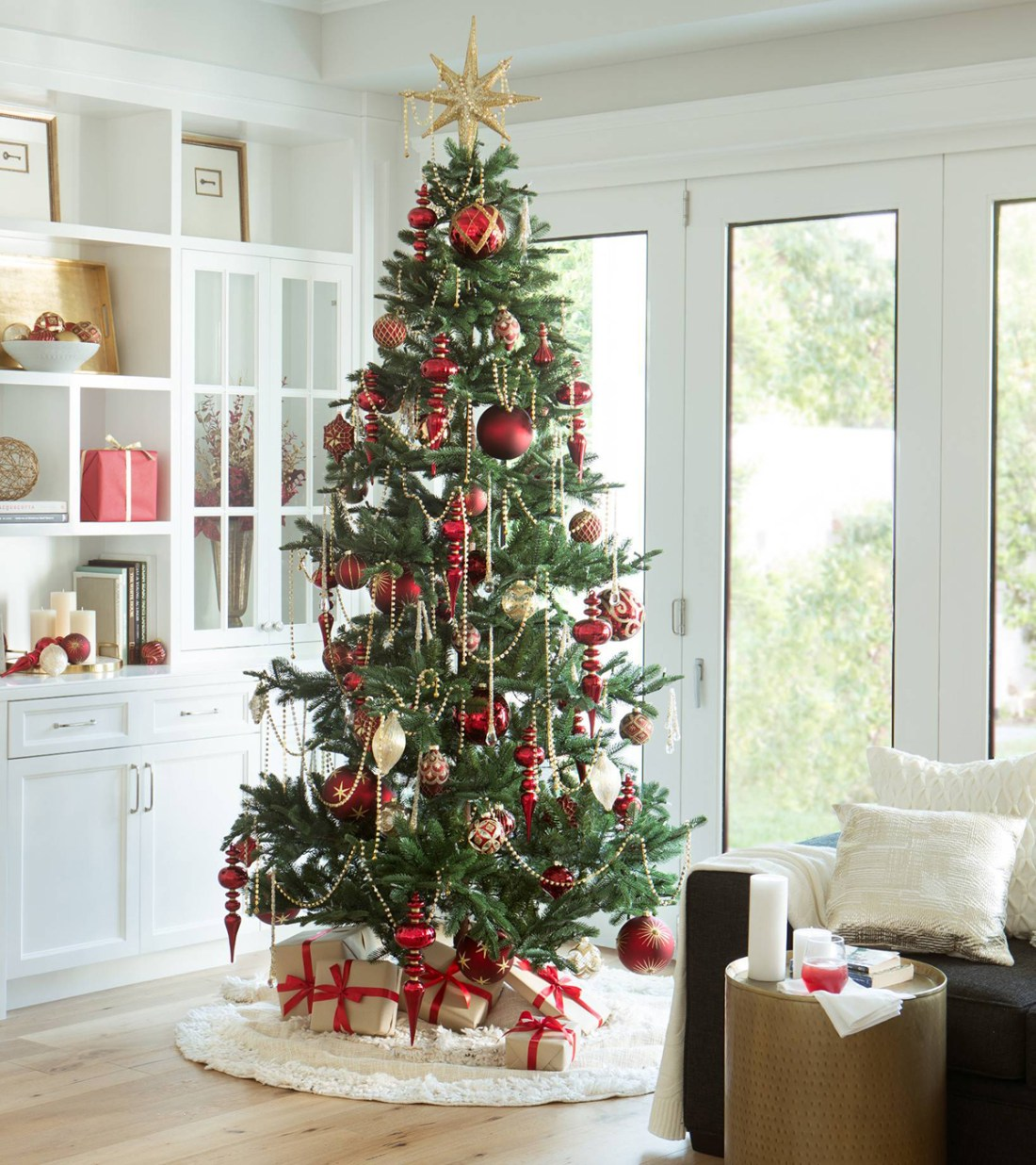Pretty Christmas Trees: Christmas Tree Decorating Ideas
