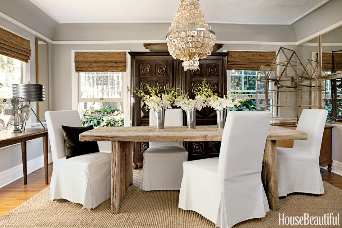 Dining room ideas gallery of stunning dining room pictures for Modern rustic dining room ideas