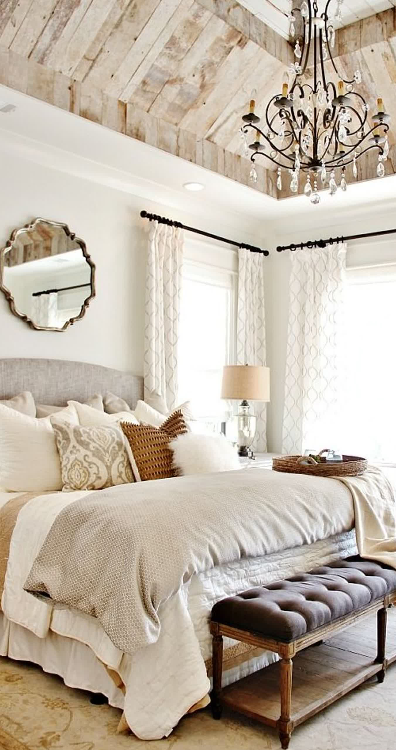 title   Rustic Modern Bedroom Ideas