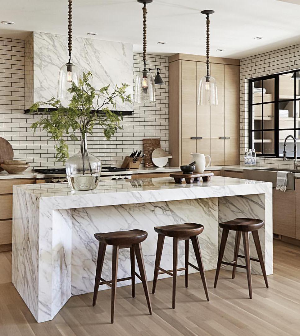 Kitchen Ideas 10 Neutral Modern Kitchen