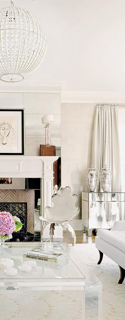 Modern Glam Decor Amp Glamorous Decorating Ideas
