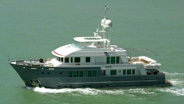 Buy Explorer Yachts News Expedition Yacht Inace 100 Beyond Delivered