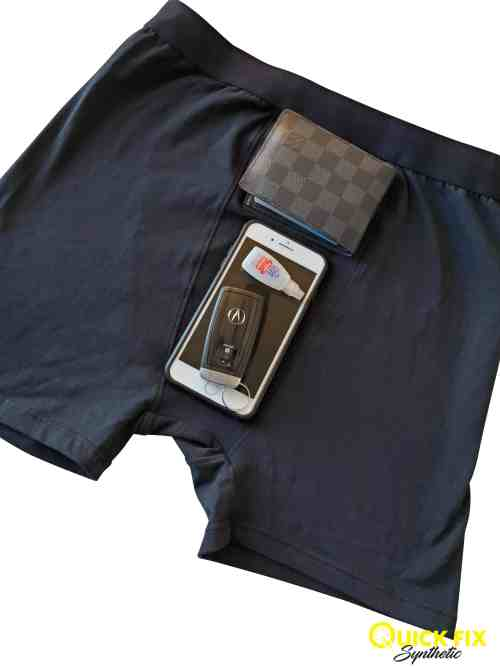 Quick Hide Pocket Underwear