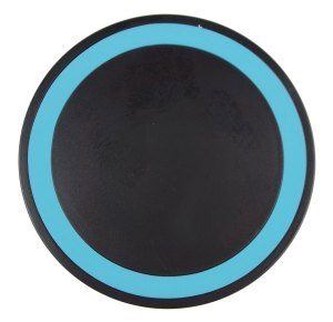 Blue Wireless Charging Disc
