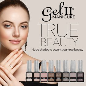 Gel II True Beauty Nude Collection