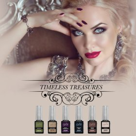 Gel II Timeless Treasure Collection