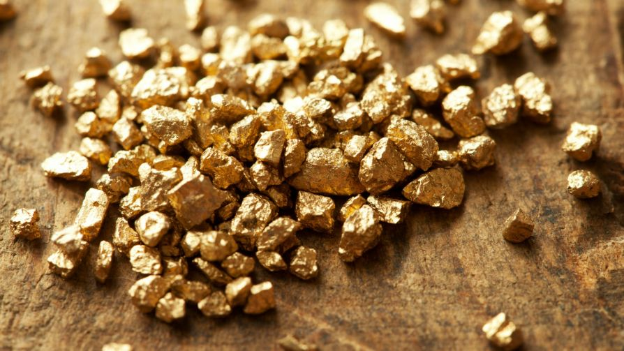 Buy gold nuggets with the highest quality
