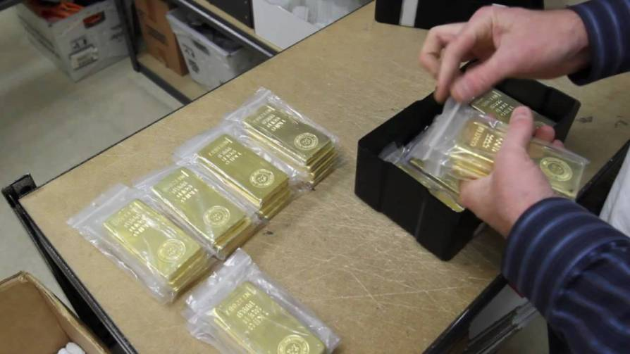 Buy gold bars online Canada