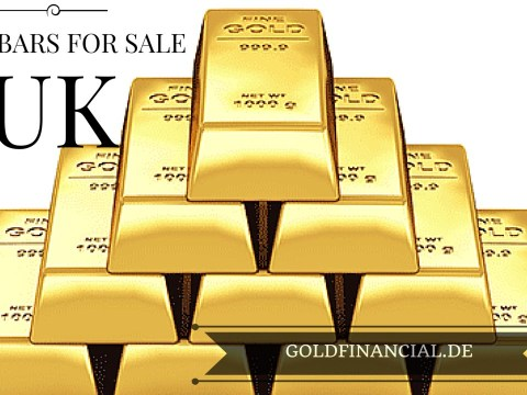 Best place to buy gold bars online