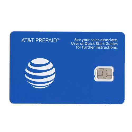 AT&T Prepaid Plans