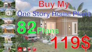 82 House Design Plans Available On Sale!