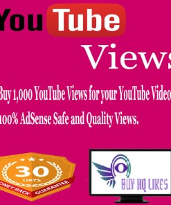 Buy 1000 YouTube Views Cheap