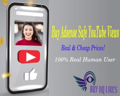 Buy AdsenseSafe YouTube Views