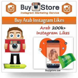 Buy Arab Instagram Likes