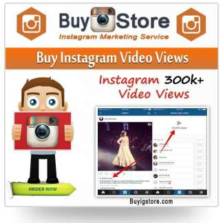 Buy Instagram Video Views