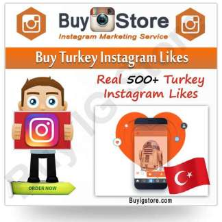 Buy Turkey Instagram Likes