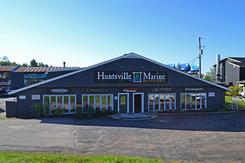 Huntsville Marine Showroom