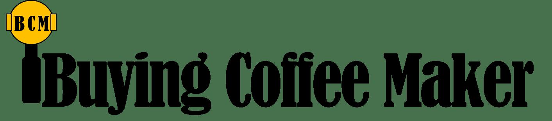 Buying Coffee Maker