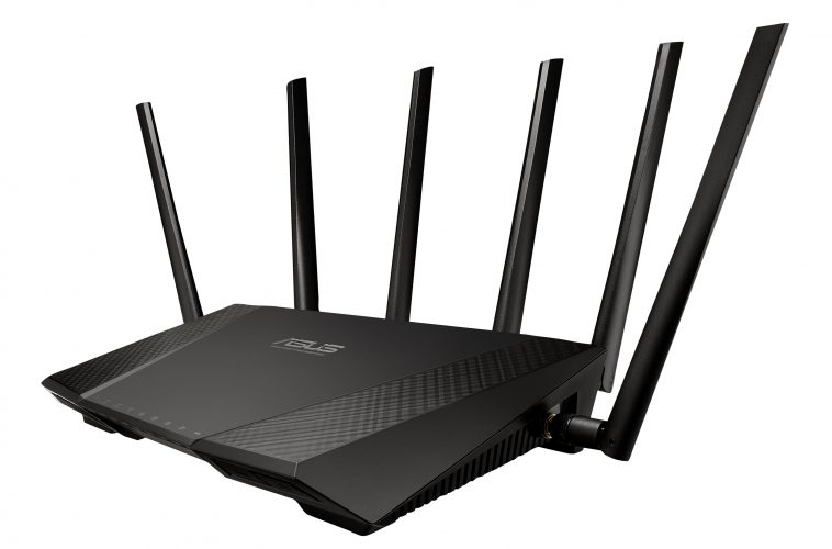 ASUS RT-AC3200 - Wireless Routers